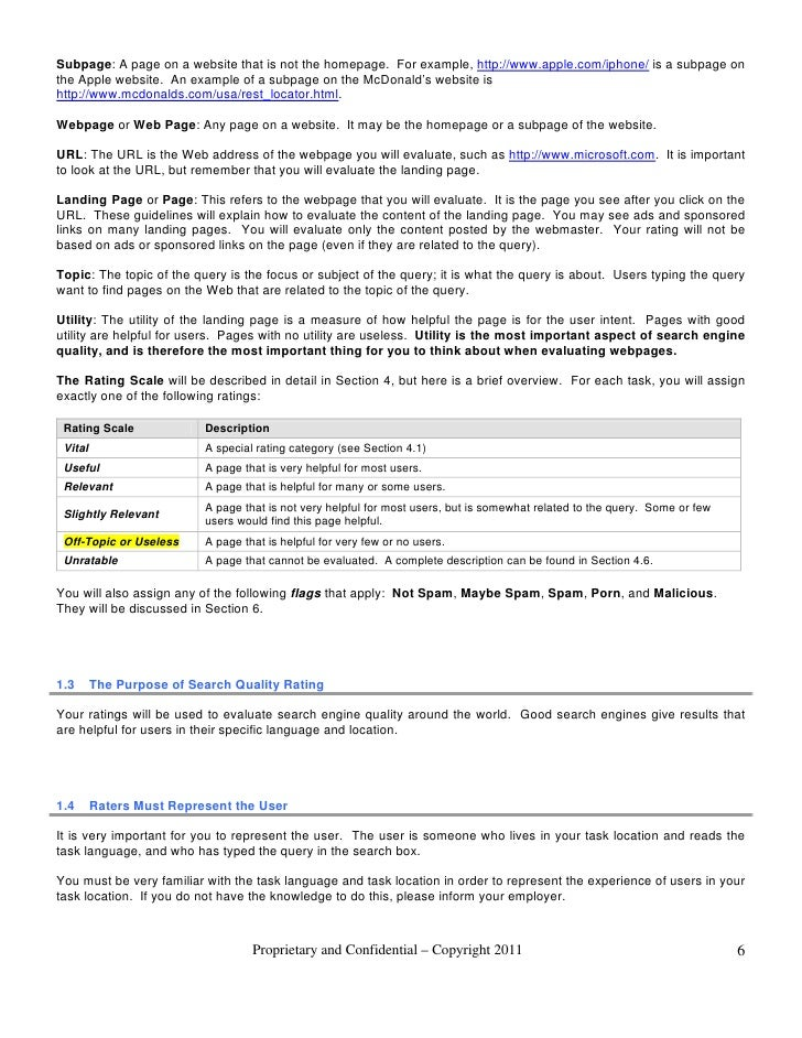 Subpage: A page on a website that is not the homepage. For example, http://www.apple.com/iphone/ is a subpage onthe Apple ...