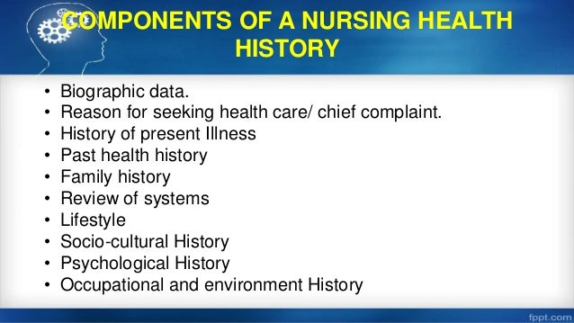 General Health Assessment And History Taking