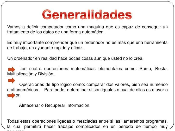 Generalidades De Los Continentes: Generalidades