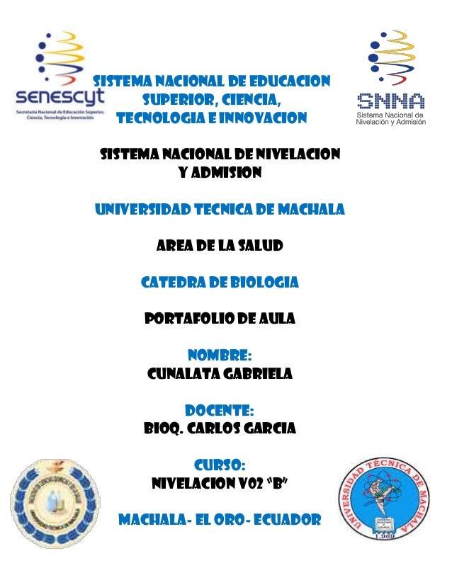 sistema nacional de educacion superior, ciencia, tecnologia e innovacion sistema nacional de nivelacion y admision univers...