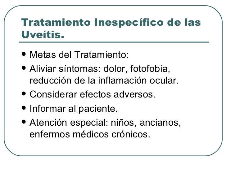 Uveítis: causas, síntomas y tratamiento - Centre D