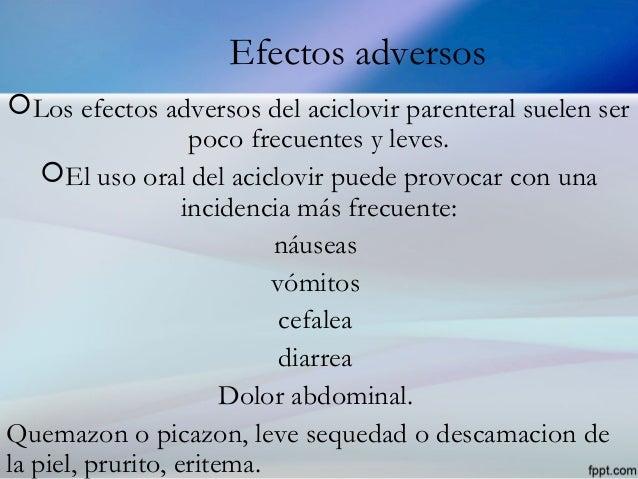 Generalidades antivirales