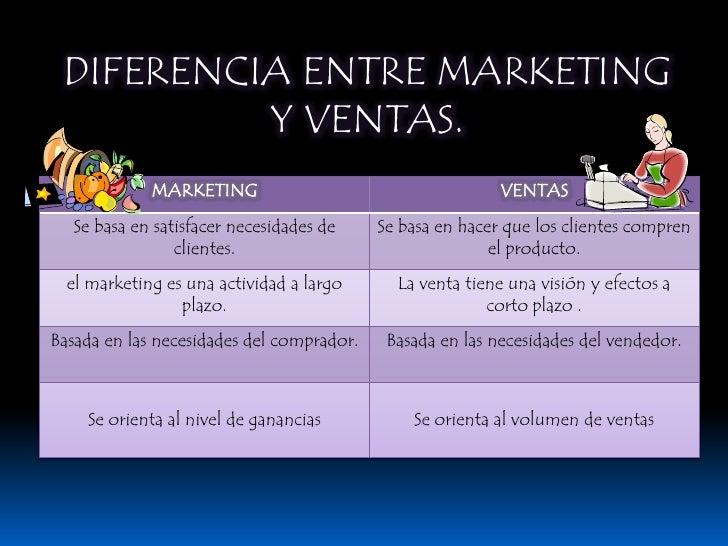 Generalidades del marketing for Diferencia entre yeso y escayola