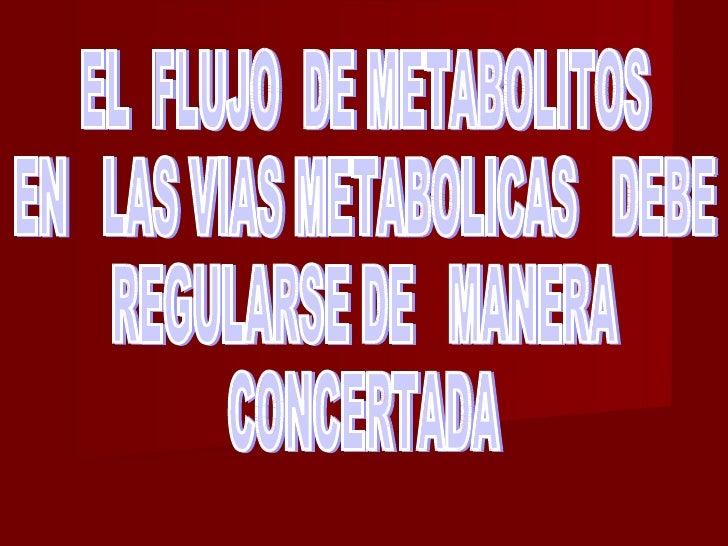 metabolismo hidrocarbonado bajo resultados