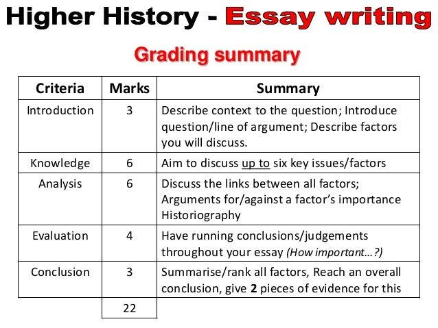 3 general orders essay