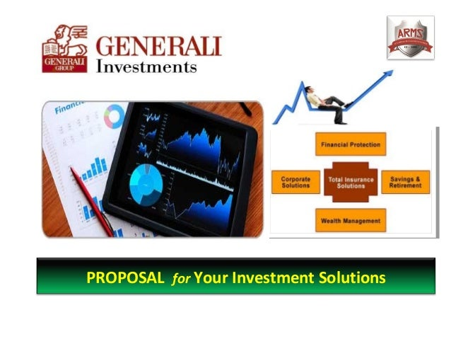PROPOSAL for Your Investment Solutions
