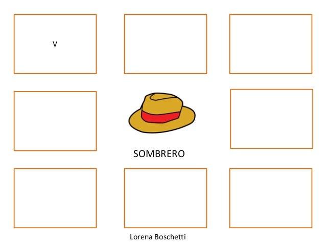 Lorena Boschetti SOMBRERO V