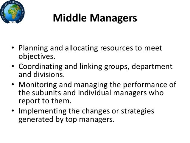 general management and leadership And monitoring chapters th is chapter fi rst discusses good management and leadership in general, then outlines relevant considerations for managing.