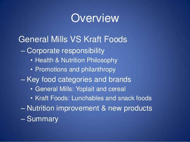general mills corporate responsibility General mills has connected people and resources since our earliest days in the 1800s, when flour was crucial in every home because of combustible dust, flour could be dangerous to produce our founder didn't keep it to himself when he succeeded in adopting new technology to make his mills safer.
