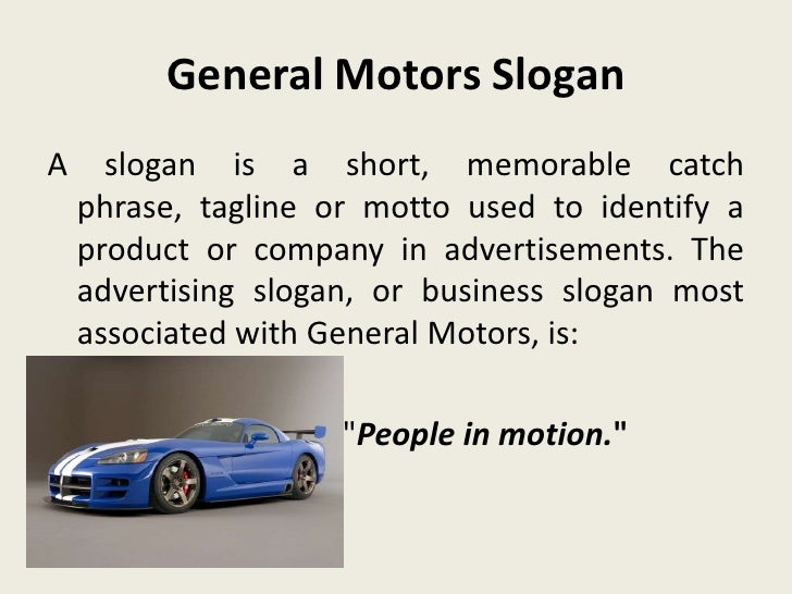 General motors for General motors asset management corp