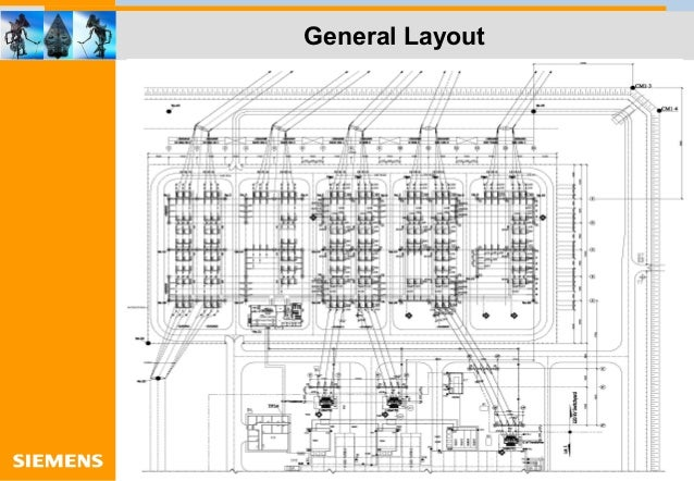220 KV Switchyard general overview