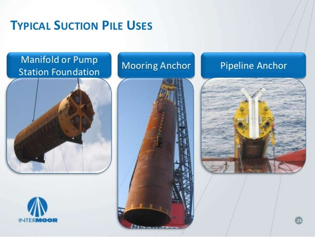 JACK & ST. MALO MANIFOLD PILES• Design, Fabrication, Pile top Components & Load-out• 11 Piles• 18' Diameter x 55'/75' Long...