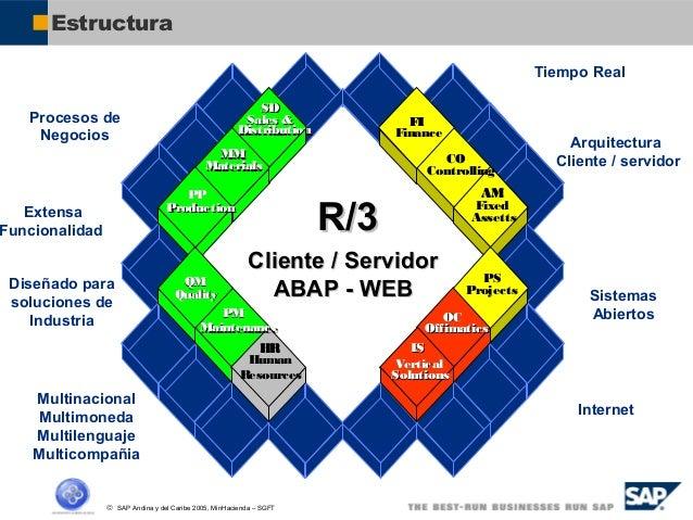 General Overview Sap Todos Los Modulos