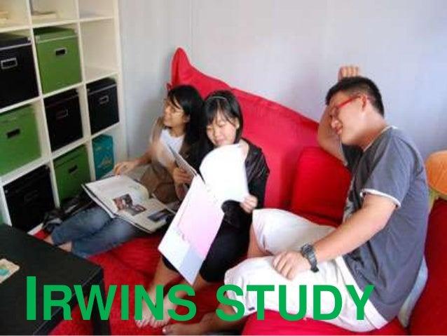 IRWINS STUDY