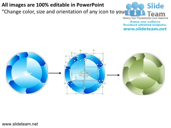 """All images are 100% editable in PowerPoint""""Change color, size and orientation of any icon to your liking""""www.slideteam.net"""