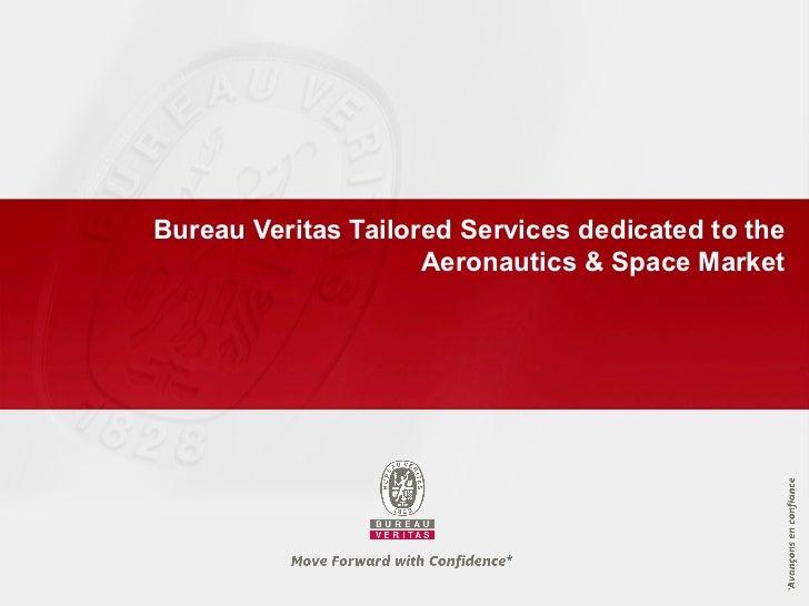 Bureau Veritas Tailored Services