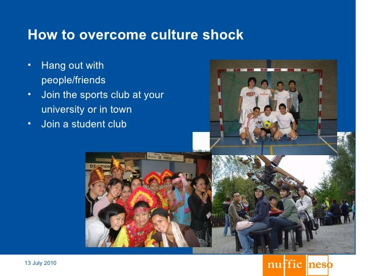 ways to overcome culture shock