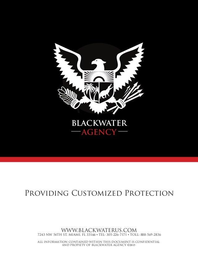 Blackwater Protection