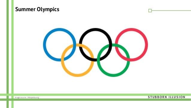 Summer Olympics STUBBORN ILLUSIONImage source: Wikipedia.org