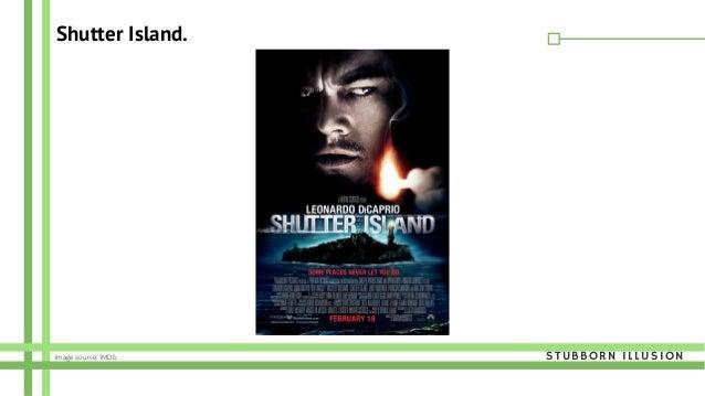 Shutter Island. STUBBORN ILLUSIONImage source: IMDb