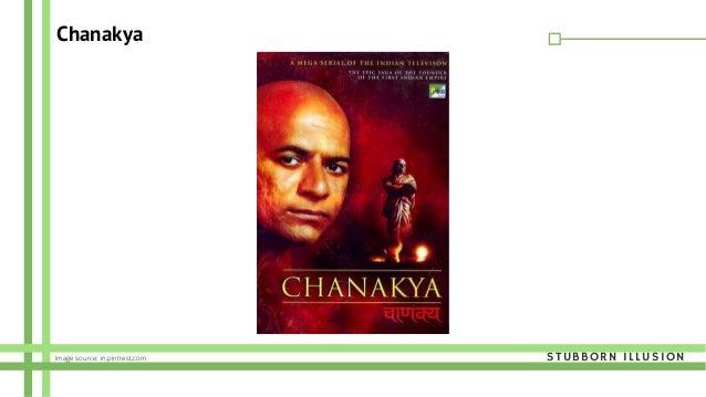 Chanakya STUBBORN ILLUSIONImage source: in.pintrest,com