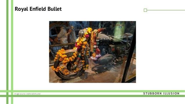Royal Enfield Bullet STUBBORN ILLUSIONImage source: visithiroshima.net