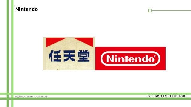Nintendo STUBBORN ILLUSIONImage source: commons.wikimedia.org