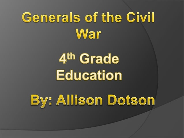 Union General ULYSSES S GRANT  Grant's first Civil War battle after being appointed Brigadier General was the Battle of B...
