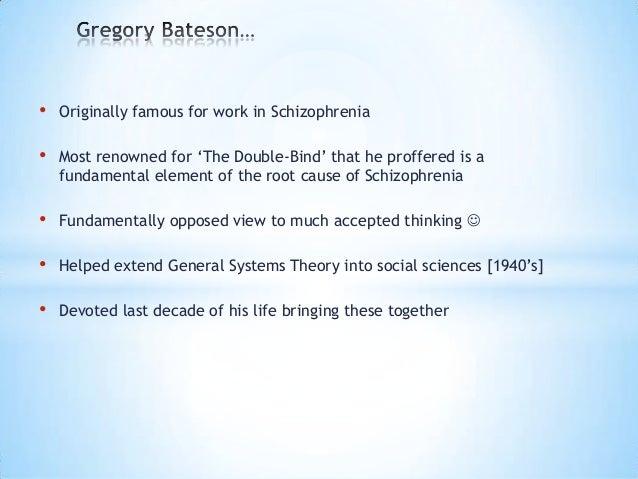 Gregory Bateson Video