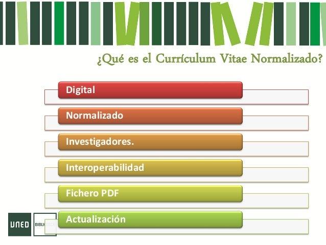 Modelo Normalizado Curriculum Vitae Micinn