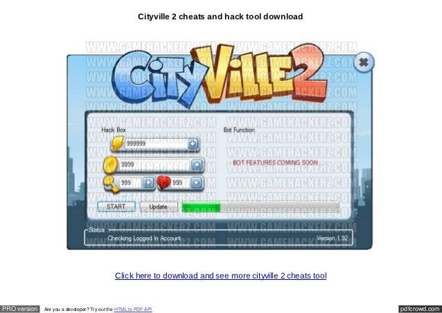 cityville cheats