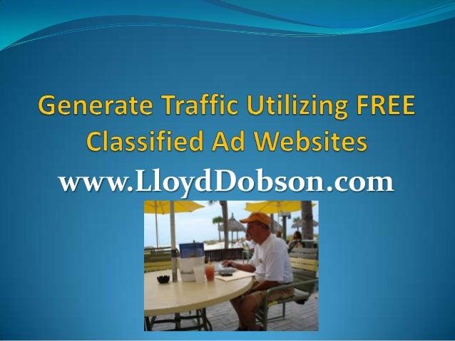 www.LloydDobson.com
