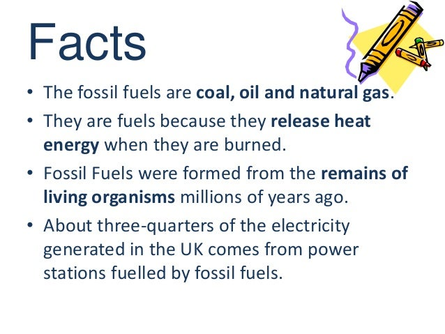 Natural Gas Energy Fun Facts