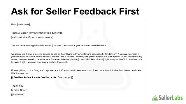 Generating Product Reviews With Feedback Genius