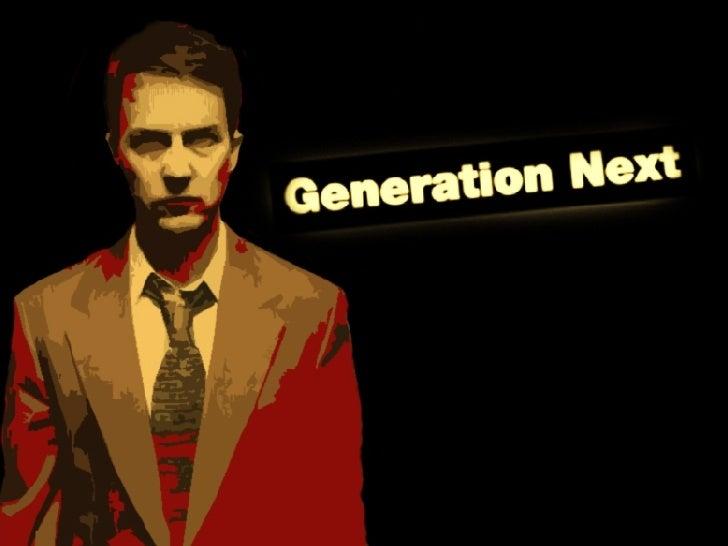Generation Y - Totaljobs.nl (25-01-2007) Slide 1