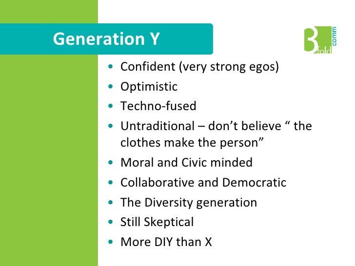 "Generation X<br />Born 1965 - 1976<br />a/k/a X'ers, Baby Busters<br />Population = 48 million<br />Original ""latchkey"" ki..."