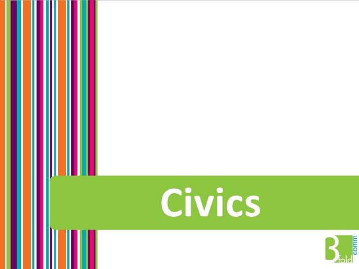 Civics<br />