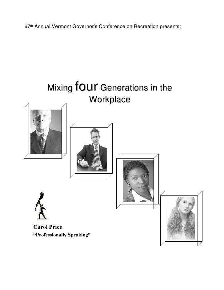 Generational posturing worksheets