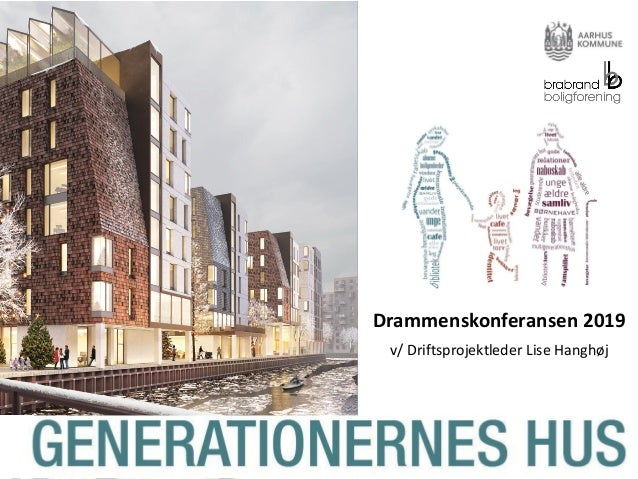 Drammenskonferansen 2019 v/ Driftsprojektleder Lise Hanghøj