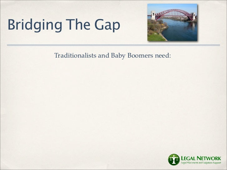 conversation on generation gap Generation to generation quality and quantity of mentoring relationships for america's young people and to close the mentoring gap join the conversation.