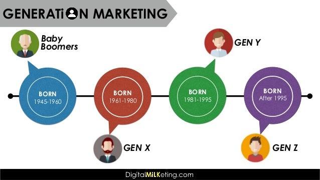 marketing to generation y essay