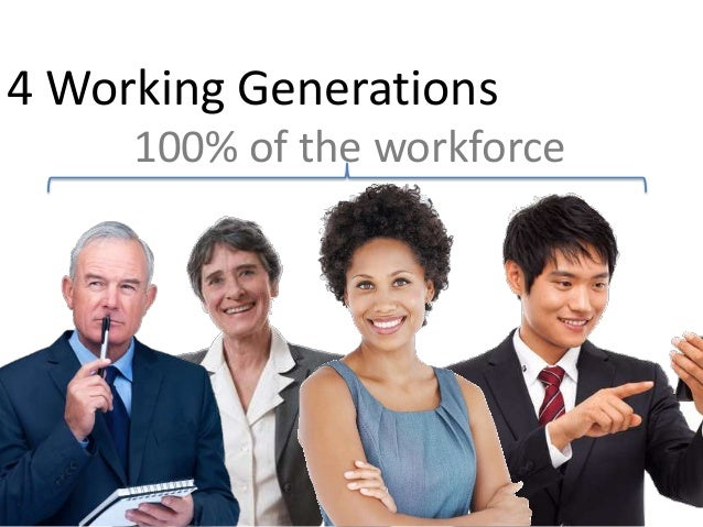 Workplace generations
