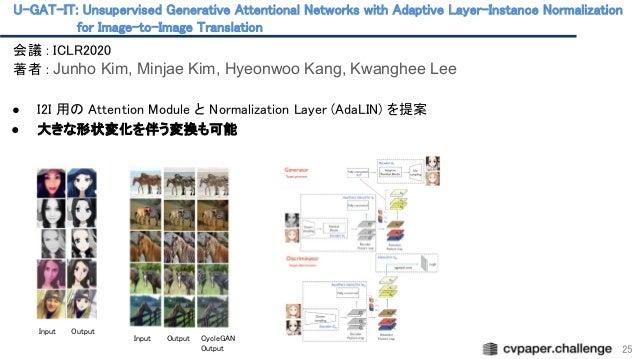 画像生成・生成モデル メタサーベイ