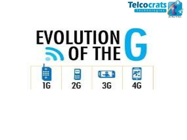 1G • 1G stands for First Generation of Cellular Communication • Developed in 1980s & launched in 1990s • It totally works ...