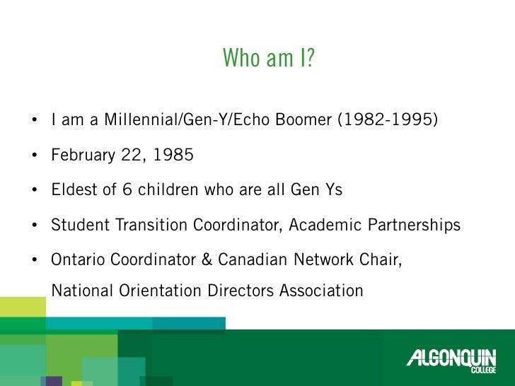 Generation YZ - More Insights Slide 3