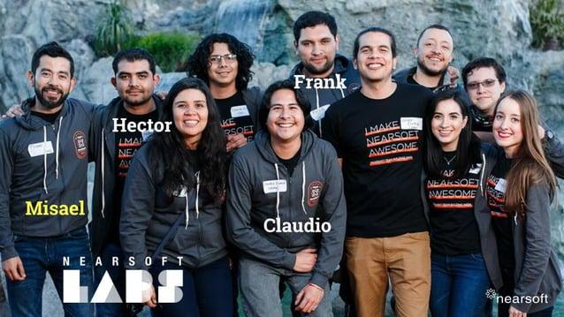 Misael Claudio Frank Hector