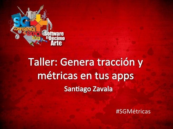 #SGMétricas