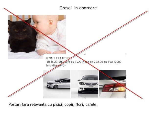 Genereaza Facebook Vanzari  ? Slide 3