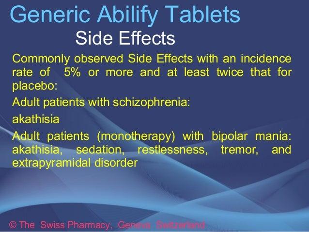 Aripiprazole Side Effects Sleep