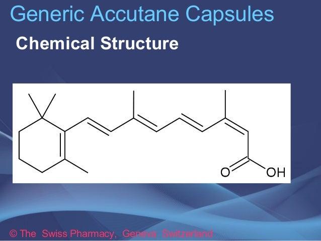 accutane generic names